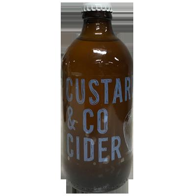 Custard & Co Vintage Dry Apple Cider