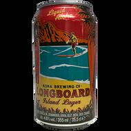 Kona Longboard Island Lager 355ml Can