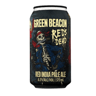 Green Beacon Red's Dead Red IPA (4 Pack Limit])