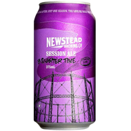 Newstead 3 Quarter Time Session Ale 375ml Can