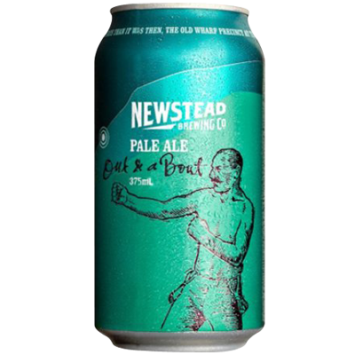 Newstead Out and a Bout Pale Ale 375ml Can