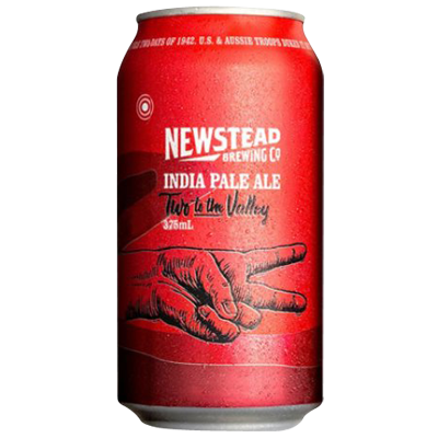 Newstead Two to the Valley IPA 375ml Can