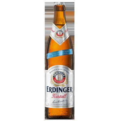 Erdinger Kristall Wheat Beer