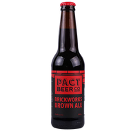 Pact Brickworks Brown Ale
