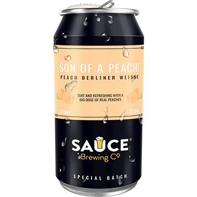 Sauce Son of a Peach