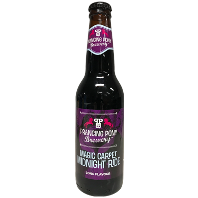 Prancing Pony Magic Carpet Midnight Ride Stout (330ml Bottle)