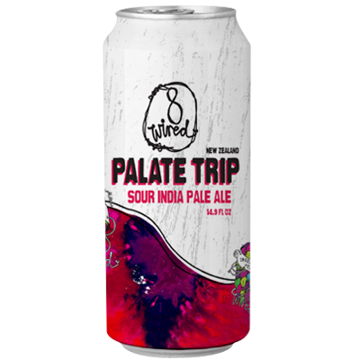 8 Wired Palate Trip Sour IPA 440ml Can