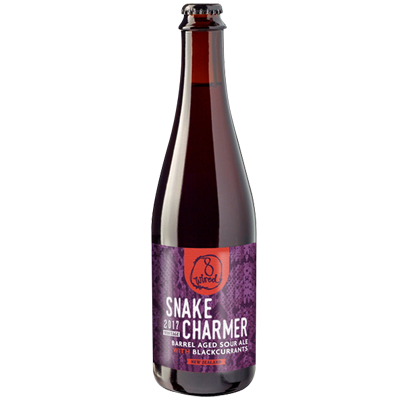 8 Wired Snake Charmer Barrel Aged Sour Ale