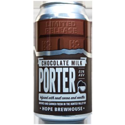 Hope Chocolate Milk Porter