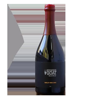 Mountain Goat Barrel Breed 2018 Barley Wine (1 Bottle Limit)