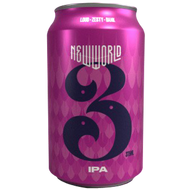 3 Ravens New World IPA 375ml Can