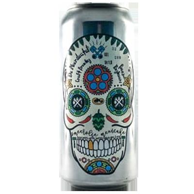 De Moersleutel Smeerolie Mexicake Imperial Stout (2 Can Limit)