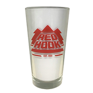 Redhook Pint Glass