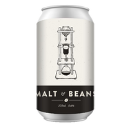 New England Malt & Beans Coffee Stout