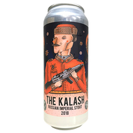 Hop Nation The Kalash Imperial Stout (500ml Can)