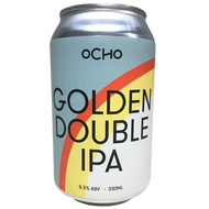 Ocho Golden Double IPA