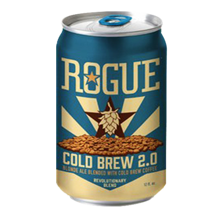 Rogue Cold Brew 2.0 Blonde Ale