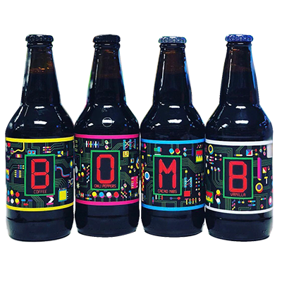 Prairie Deconstructed Bomb Mix 4 Pack