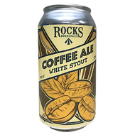 Rocks Conviction Coffee Ale White Stout