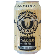 Badlands Dark London Porter 355ml Can