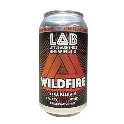 Little Alchemist Wildfire Session IPA
