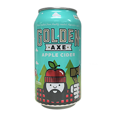 Kajiu! Golden Axe Apple Cider