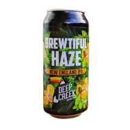 Deep Creek Brewtiful Haze NEIPA