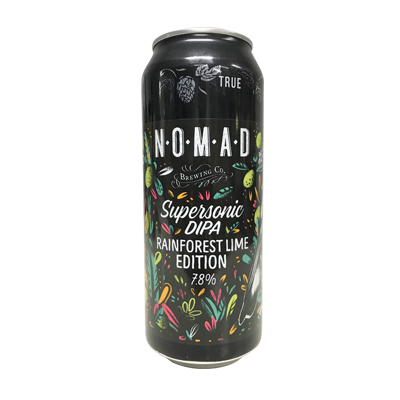 Nomad Supersonic DIPA Rainforest Lime Edition