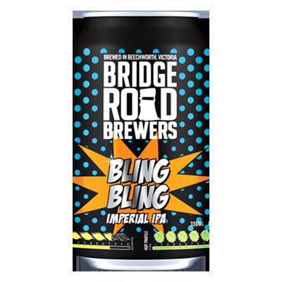 Bridge Road Bling Bling Imperial IPA 355ml Can
