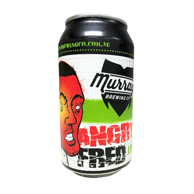 Murray's Angry Fred IPA