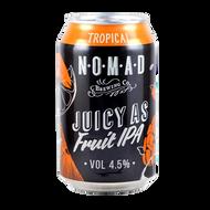 Nomad Juicy As Fruit IPA