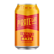Pirate Life Unfazed by the Haze IPA