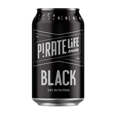 Pirate Life Black Ale