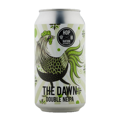 Hop Nation The Dawn NEIPA (1 Can Limit)