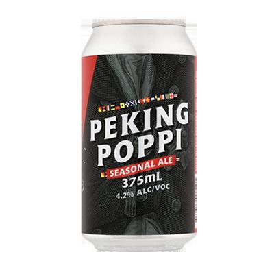Lord Nelson Peking Poppi Ale