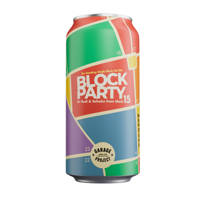 Garage Project Block Party IPA (4 Pack Limit)