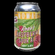 Nomad Rosie's Raspberry Sour Ale