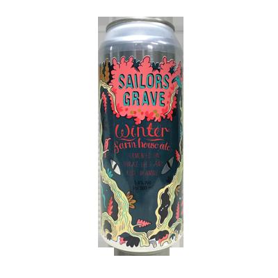 Sailors Grave Winter Farmhouse Ale 2018