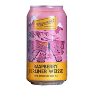 Wayward Raspberry Berliner Weisse 375ml Can