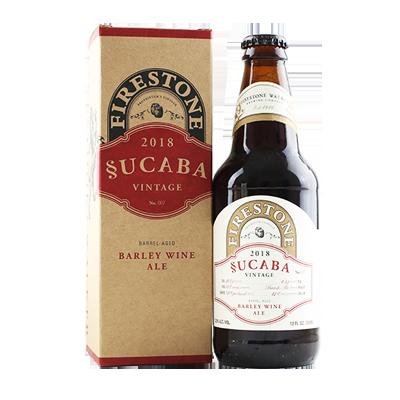Firestone Walker Sucaba 2018 355ml Bottle (1 Bottle Limit)