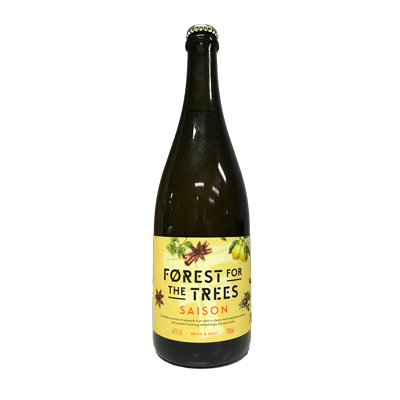 Forest For The Trees Saison (1 Bottle Limit)