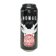 Nomad Red Nosed  Reindeer Red IPA