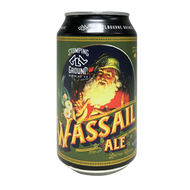 Stomping Ground Wassail Ale