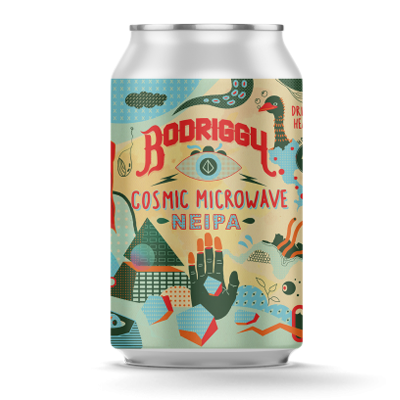 Bodriggy Cosmic Microwave NEIPA (4 Pack Limit)