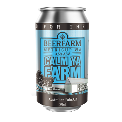 Beer Farm Calm Ya Farm IPA