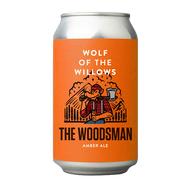 Wolf of the Willows The Woodsman Amber Ale