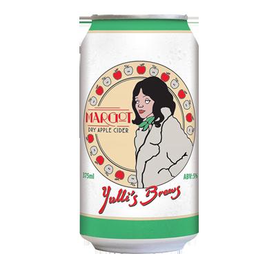 Yulli's Margot Apple Cider