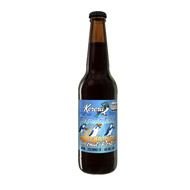 Kereru For Great Justice: Wood-Fired Toasted Coconut Porter