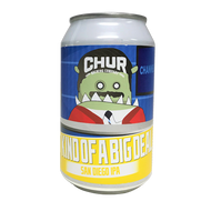Chur Kind of a Big Deal San Diego IPA