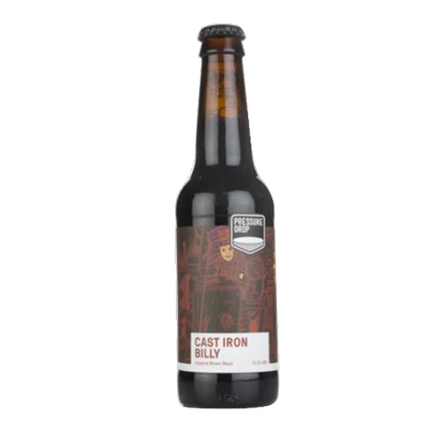 Pressure Drop Cast Iron Billy Imperial Stout
